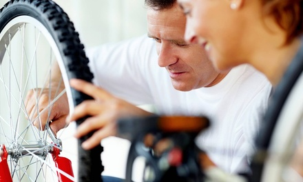 Light or Standard Bike Tune-Up at Gap 30 Cycles (Up to 48% Off)