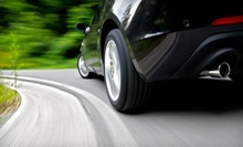 One- or Three-Day Luxury-Sedan Rental at Affinity Luxury Car Rentals (Up to Half Off)