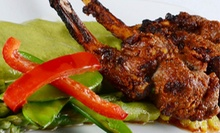 $20 for $40 Worth of Indian Cuisine and Drinks at Zaika