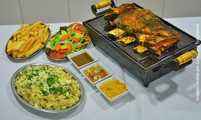 Costelaria Tokunfome - Fortaleza: Costelaria Tokunfome – Aldeota: almoço ou jantar com entrada e prato principal para 2 ou 4 pessoas, a partir de R$ 29,90