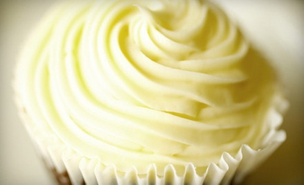 One or Two Dozen Ice-Cream Cupcakes at Zero Degrees Ice Cream (Up to 55% Off)