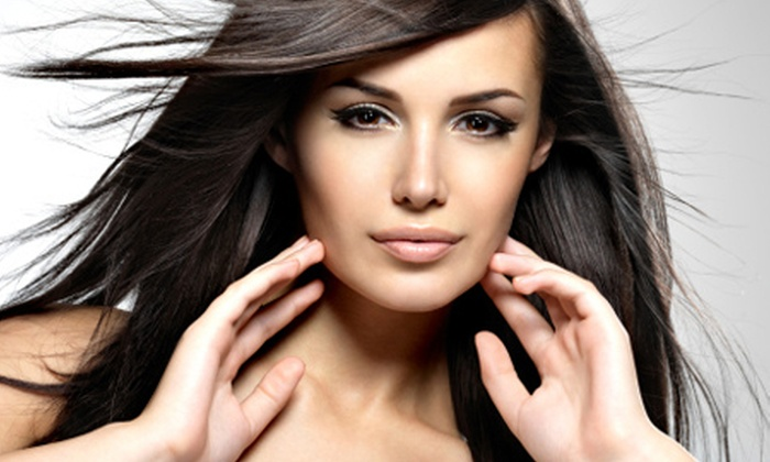The Beau-Tea Room - New Salon: Brazilian Blow-Dry Plus Cut and Style for £59 at The Beau-Tea Rooms (61% Off)