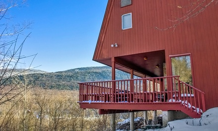groupon daily deal - 1- or 2-Night Stay for Up to Ten in the Innkeepers' Cottage or Green Mountain House at Wilburton Inn in Manchester, VT