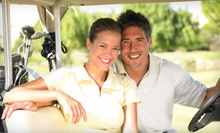 18-Hole Round of Golf with Cart Rental for Two or Four at Keney Golf Course (Up to 51% Off)