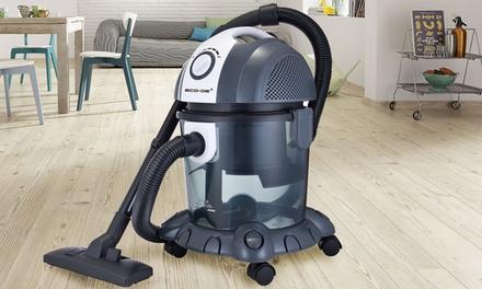 Aspirador de líquidos e sólidos Wet&Dry ECO-354 por 79,99€