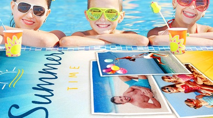 Toalha de praia personalizada desde 9,90€