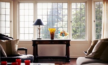 Interior-and-Exterior Wash for Up to 15 or 25 Windows from CMT Window Cleaning (Up to 61% Off)