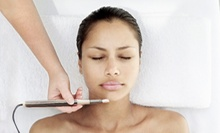 Three or Six Compu-Lift Microcurrent Facelift Treatments at b. Euphoria Salon and Day Spa (Up to 64% Off)