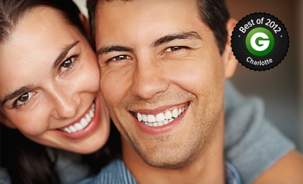 $29 for a 20-Minute Organic Teeth-Whitening Treatment at Whiten My Smile Now ($139 Value)