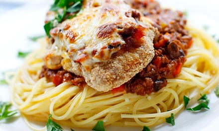 Italian Cuisine and Drinks at Il Fornello (Up to 48% Off). Two Options Available.