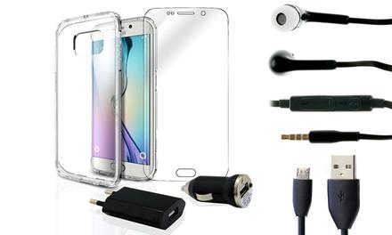 Pack de acessórios para Samsung Galaxy S ou Note desde 8,90 €