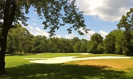 18 Holes of Golf for Two or Four Including Cart at The Refuge Golf Club in Oak Grove (Up to 52% Off)