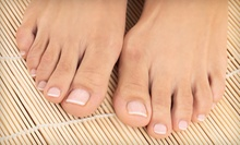 Laser Toenail-Fungus Removal for One or Both Feet at Advanced Aesthetics Medical Spa (Up to 75% Off)