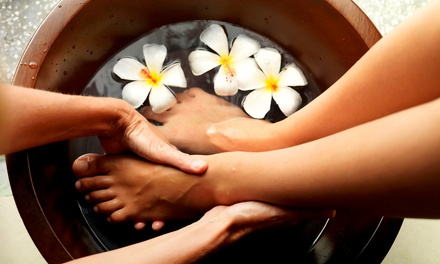 30- or 60-Minute Reflexology Session at Arcana Juventa Anti-Aging Spa (Up to 50% Off)