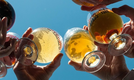 Beer Tasting and Souvenir Glasses for Two, Four, or Six at Shmaltz Brewing Company (Up to 45% Off)