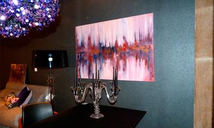 Pedaços de Arte — Lapa: vale de desconto de 100€ em quadros/telas personalizadas à mão por 12,90€