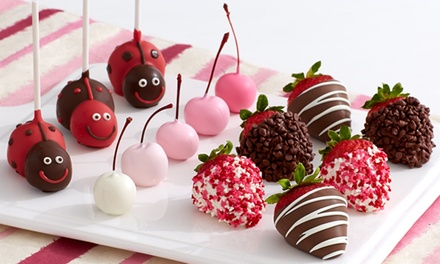 $15 for $30 Worth of Gourmet Dipped Strawberries and Treats from Shari's Berries