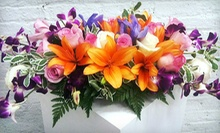 Mix-It-Up Bouquet or $20 for $40 Worth of Flowers at Hibiscus Flowershop