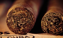 C$10 for C$20 Worth of Cigars and Smoking Accessories at Customs House Cigars