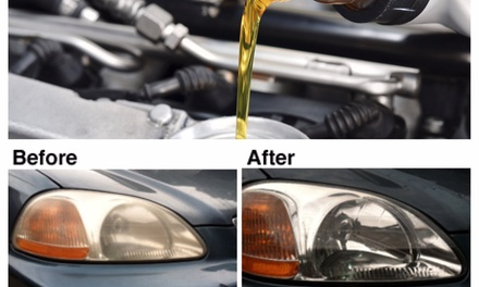 $25 for One Oil Change Package at Tony's Auto Repair ($75 Value)