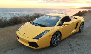 $99 For A Six-lap Exotic Car Autocross Challenge At Ltf Adventures ($249 Value)