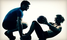 10 or 20 Personal Training Sessions at No Pain No Gain Fitness and Nutrition (Up to 76% Off) 
