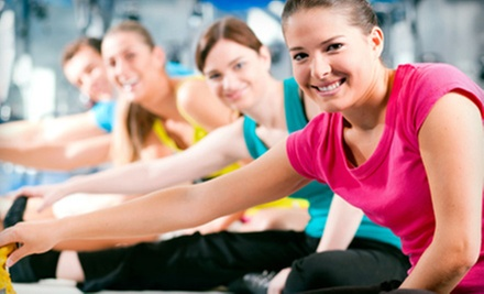 10 or 20 Fitness Classes at Fonzis Synergy Fitness (Up to 44% Off)