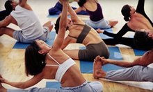 10, 20, or 50 Yoga Classes at U Studios NYC (Up to 90% Off)