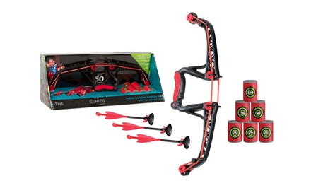 Black Series Indoor/Outdoor Archery Set