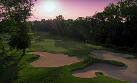 18-Hole Round of Golf for Two or Four with Cart Rental at King&#x27;s Creek Golf Club (Up to 57% Off)