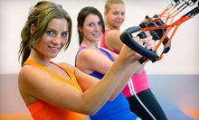 5 or 10 Fitness Classes at Slash Fitness (Up to 63% Off)