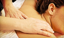 50- or 80-Minute Swedish or Deep-Tissue Massage or 60- or 80-Minute Couples Massage at Hibiscus Day Spa (Up to 65% Off)