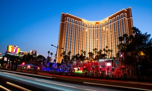2-night Stay For Two In A Deluxe Or Strip-view Room With Two Cirque Du Soleil Tickets At Treasure Island In Las Vegas