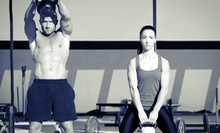 Three or Five 60-Minute Private Personal-Training Sessions at Primal Strength - New York (Up to 84% Off)