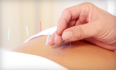 One or Three Acupuncture Sessions with Initial Consultation at Trinity Acupuncture of Doylestown (Up to 79% Off)