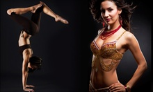 $32 for One Month of Unlimited Dance and Fitness Classes at Nataraja Center for Movement Arts ($65 Value)