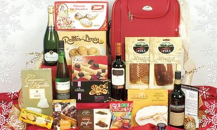 Conjunto de Natal com produtos espanhóis desde 60,99€