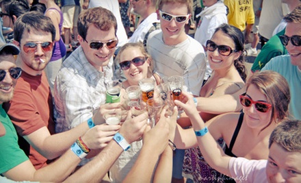 $30 for Beer, Bourbon & BBQ Festival VIP Access with Dinner and Unlimited Alcohol Samples on August 2 ($55 Value)