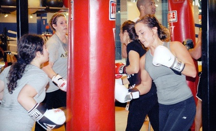 One Month of Unlimited Fitness Classes at Empowering Punch in Strongsville (75% Off)