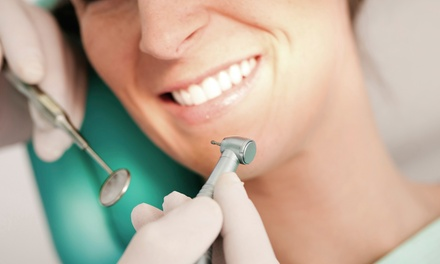 $49 for a New Patient Dental Exam with Cleaning, X-rays, and Fluoride Treatment at The Dental Institute ($385 Value)