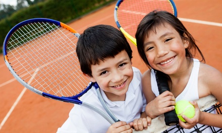 One-Week Excel Tennis or Multisport Camp, July 14–August 22 at Sportime Randalls Island(Up to 45% Off)