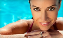 One Month of Unlimited UV Tanning at Salon Tropics (Up to 56% Off). Three Options Available.