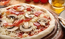 $15 for $30 Worth of Pizza, Pasta, Salad, and Soft Drinks at Monte's Pizza Restaurant
