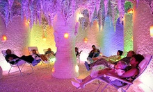 $35 for Five 45-Minute Salt-Spa Sessions at Galos Caves (Up to $70 Value)
