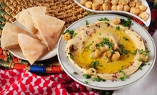 $15 for $30 Worth of Lebanese Cuisine at Sahara Restaurant
