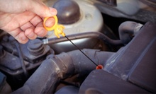 $29.99 for Oil Change with Tire Rotation, Brake Adjustment, and Inspection at Tint World ($69.99 Value)