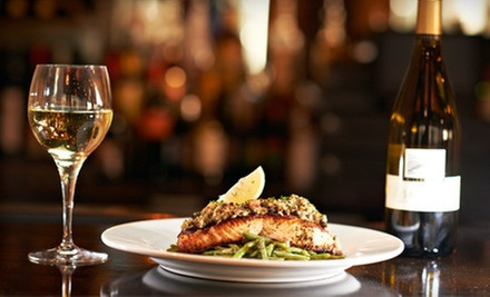 Italian Food at Desiderio Italian-American Grill (Half Off). Two Options Available.