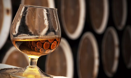Sample Barrel-Aged Spirits and Snacks from Local Vendors