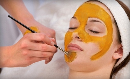 One, Two, or Three Facials with Massages, Eye Treatments, and Paraffin at Pure Daily Bliss Day Spa (Up to 55% Off)