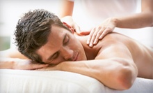 The Sports Spa Package or The Overhaul Spa Package at Bode Spa for Men (Up to 54% Off)